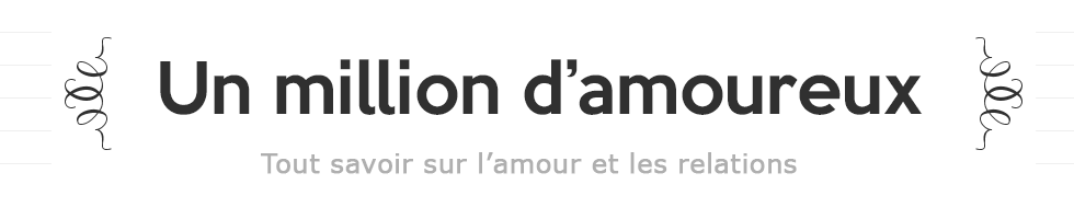 un million d'amoureux